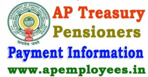 AP Treasury Pensioners Payment Information